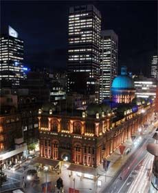 Chpt 11: Romanesque Revival - Queen Victoria Building, Sydney