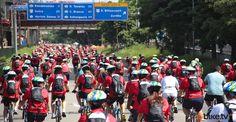 Prefeitura de São anunciou substituição do World Bike Tour por passeio ciclístico gratuito.