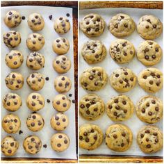 Learn how to make Bite-Sized Brown Butter Chocolate Chip Cookies!