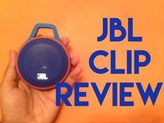 JBL Clip Wireless Bluetooth Speakers - Review. - http://gadgets.tronnixx.com/uncategorized/jbl-clip-wireless-bluetooth-speakers-review/