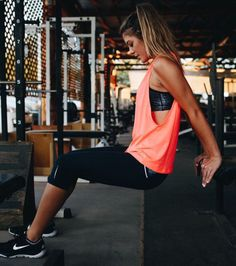 Best Ideas For Sport Outfit Gym Fitness Style Cute Running Outfit, Outfit Gym, Cute Sporty Outfits, Sport Outfits, Nike Outfits, Gym Outfit For Women, Crossfit Outfit, Cute Athletic Outfits, Cute Workout Outfits