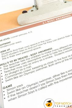 Quickly and easily plan your physical education lessons and PE activities with these NO PREP Physical Education Lesson Plans. This resource includes 35 PE lesson plans and activities that will last the entire school year. Each lesson is on a separate card which makes it easy to grab and go! Perfect for taking to the gym, the field, the court, or the classroom. Each lesson includes ideas for warm-up activities, skill practice, and games. Teaching 5th Grade, 5th Grade Classroom, Kindergarten Classroom, Physical Education Lesson Plans, Pe Lesson Plans, Pe Activities, Writing Activities, Teaching Strategies, Teaching Tips
