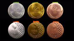 사진=올림픽 메달 공개 동영상 화면캡쳐