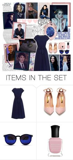 """""""tbf   and I discovered that my castles stand, upon pillars of salt and pillars of sand"""" by evil-laugh ❤ liked on Polyvore featuring art"""