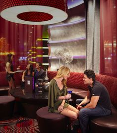 Complete with bar top video poker, and 6 action packed table games, Bar 46 is located in the center of it all!