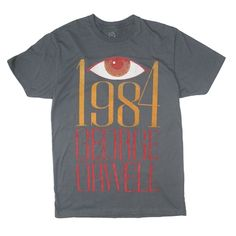 1984 book cover t-shirt