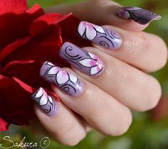 Sakura Nail Art