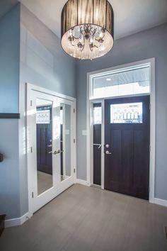 Large Window Above Front Door Above Door Decor Above Front Door