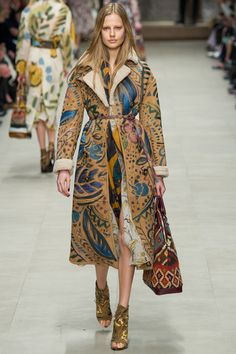 Burberry Prorsum Fall 2014 RTW - Review - Vogue