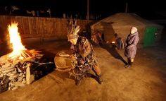 awesome Shamans of Siberia