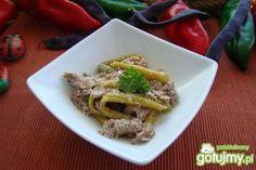 Fasola szparagowa z parmezanem. Wspaniałe danie na kolację!