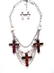 Cross Collection Set Buy it here:http://www.sassnfrass.net/#Lorissaleigh