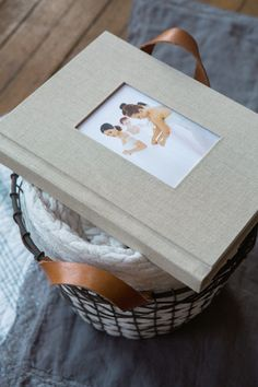 The Gutenberg Book | Celebrating the Beginning of Your Life Together | Style & Design | Image by Caroline Tran | Cypress Albums