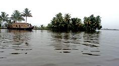 #Kerala backwaters  #India