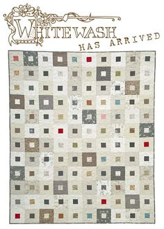 Love this quilt. Would have preferred to pin the pattern, but I cannot find it.