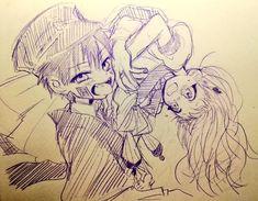 Hanako San, Manga Anime, Anime Art, Sweet Drawings, My Hero Academia Shouto, Identity Art, Anime Angel, Anime Couples, Sketches