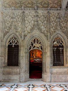 Capella de Sant Jordi. Palau de la Generalitat. Barcelona, catalonia | Europe