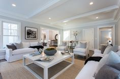 6 Bumble Bee - Transitional - Family Room - other metro - by SIR Development