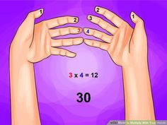 Image titled Multiply With Your Hands Step 8