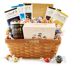 Lindt Gift Baskets