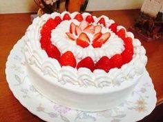 パティシエ直伝♡苺のショートケーキ♡の画像
