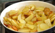 Якщо ви зазвичай смажите чи печете картоплю на олії – вам буде з чим порівняти. До того ж, топлене масло дуже корисне!