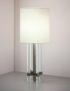 FONTANA ARTE, Table lamp  #GISSLER #interiordesign