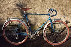 Ausécache Randonneur, French constructeur bicycles are often imitated, but seldom replicated. Builders such as René Herse, Alex Singer and Jacques Ausécache contributed to a golden era of traveling by bike that we're still attempting to interpret for our own generation.