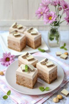 Mystic Cakes - Recipes & photography by Natalija Sweet Desserts, Easy Desserts, Sweet Recipes, Delicious Desserts, Baking Recipes, Cookie Recipes, Dessert Recipes, Croation Recipes, Torta Recipe