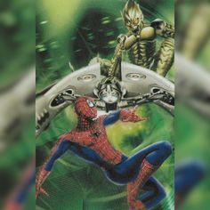 Dragon Ball Z, Spider Man Trilogy, The Amazing Spiderman 2, Green Goblin, Black Spider, Spiderman Art, Spider Verse, Marvel Universe, Avengers