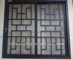 22 Best Window Grill Design Modern Images Entry Doors