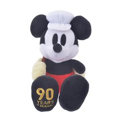 92b2d06f1d8 Polo Mickey from 90th Birthday Mickey Mouse Film Collection released  20.08.2018 Disney Plush