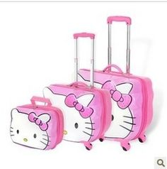 5cd2545c0892 40 Best hello kitty luggage images