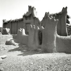 MOSQUÉE DE NANDO, Mali - MARIE SCHUITEN