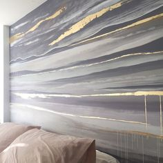 Bedroom Mural by Dana Mooney