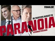 Official trailer for the upcoming film Paranoia.