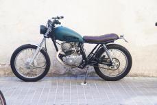 Yamaha SR 125 McQueen - The Bike Lab