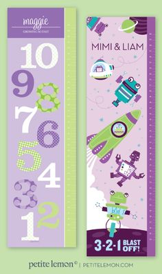 Number Growth Charts