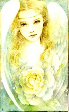 Allow the sweetness of the Angels to soothe your heart and soul....
