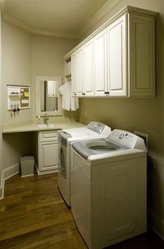 Small Laundry Rooms Design, Pictures, Remodel, Decor and Ideas - page 10