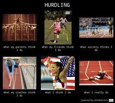 Hurdling: Lol EXACTLY!