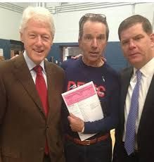MA Sanders Voters File Suit Against Bill Clinton for Campaigning Inside Polling Stations
