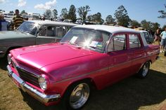 Um yes please.ill have this eh! Holden Australia, Pink Cars, Ferrari Car, Good Old, Old Cars, Cars And Motorcycles, Muscle Cars, Vintage Cars, Dream Cars