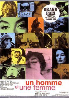 Un Homme Et Une Femme, 1966
