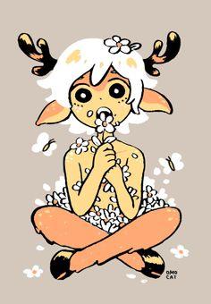 OMOCAT · lil deer boy
