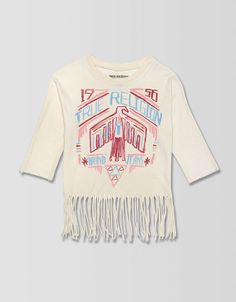 Baby Girl Fashion, Kids Fashion, Bury, Jeans Brands, Baby Clothes Shops, Jean Outfits, True Religion, Denim Jeans, Cream