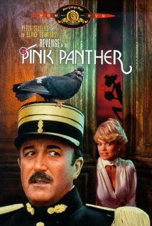 Love all the Pink Panther movies!