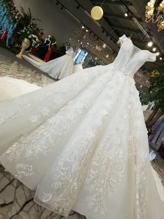 Glamorous off shoulder sweetheart ball gown lace up wedding dress Glamorous . - Glamorous off shoulder sweetheart ball gown lace up wedding dress Glamorous strapless sweetheart ba - Fairy Wedding Dress, Luxury Wedding Dress, Glamorous Wedding, Dream Wedding Dresses, Bridal Dresses, Wedding Gowns, Ball Dresses, Ball Gowns, Lace Dress