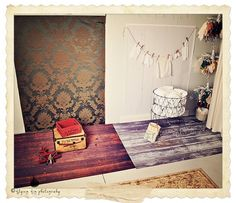 photography DIY backgrounds