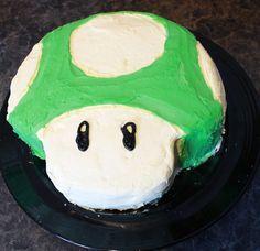 gâteau champignon